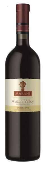 Marani Alazani Valey sark. (Gruzija) - pussald.