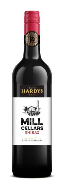 Hardys Mill Cellar Shiraz (Austrālija) - pussauss