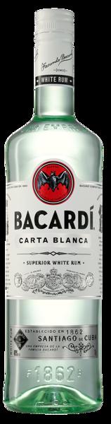Bacardi Blanca 1l