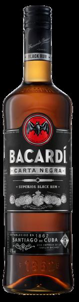 Bacardi Negra 1l