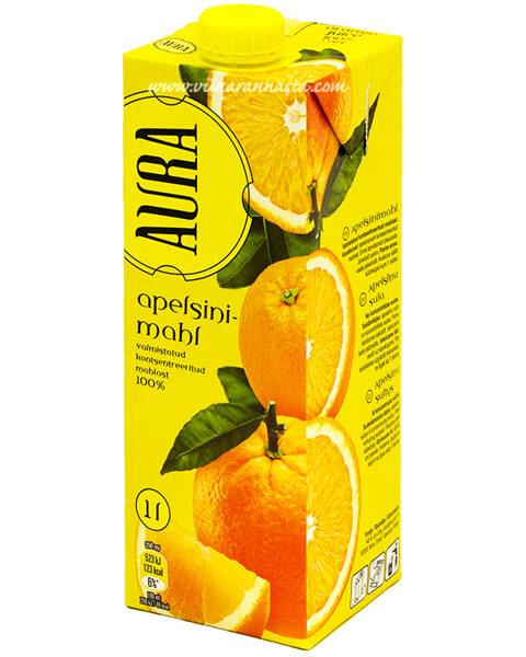 Auras sula 1l - Apelsīnu