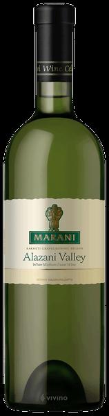 Marani Alazani Valey balt. (Gruzija) - pussald.