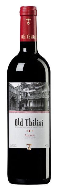 Old Tbilisi Alazani Red (Gruzija) - pussalds